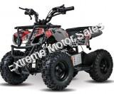 KD60A 60cc Kids ATV Quad 4 Wheeler 4 Stroke Smallest ATV Utility