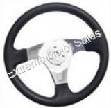 Steering Wheel that is used on many Chinese go-karts, both 150cc and 250cc