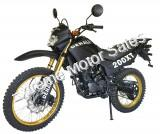 TMEC 200cc Dual Sport Enduro Motorcycle Off Road On Road Dirt Bike