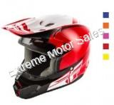 Fly Racing Off Road Helmet Kinetic Sharp For Adults ATV Dirt Bike
