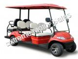 ICON i60 Electric Street Legal Golf Cart 6 Seat Neighborhood Vehicle