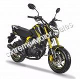 Lifan KP Mini 150cc Motorcycle Air Cooled 5 Speed Manual Transmission