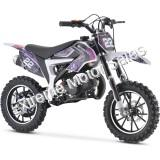 MotoTec Demon 50cc 2 Stroke Pocket Bike Dirt Bike Kids Youth Automatic