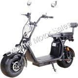 MotoTec Knockout 60v 2000w Lithium Electric Scooter - 2 Seater
