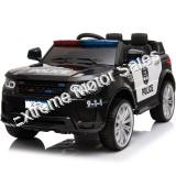 Extreme MotoTec Police Car 12v 2.4ghz Remote Control Car