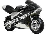 MotoTec Gas Pocket Bike 33cc 2-Stroke EPA OK