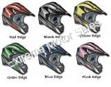Vega Viper Off Road Edge Youth and Adult Motocross Helmet
