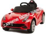 Extreme Rastar Ferrari F12 12v Red Power Wheels Remote Controlled