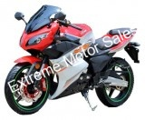 STR250 250cc Sport Bike Motorcycle with 5-Speed Manual Transmission