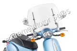Slip Streamer Scoot 66 Scooter Windshield SlipStreamer