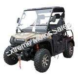 Linhai Bighorn 410X EFI 400cc Utility Vehicle Side by Side UTV 4x4 Golf Cart