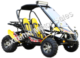 TrailMaster Blazer 200X Go Kart For Sale | Buggy | Offroad with LED Light