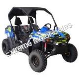 Trailmaster Challenger 200cc Kids UTV Utility Vehicle Side x Side Razor