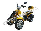 DF50TKC 50cc Reverse Trike Scooter 3 Wheel