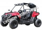 Razor Deluxe 200GKV Kids UTV Utility Vehicle Side x Side Extended