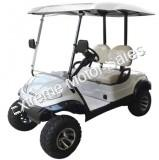 ICON i20L Lifted Electric Street Legal Golf Cart 2 Seat Neighborhood Vehicle
