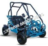 Double Trouble 125cc Kids Go Cart GoKart Off Road Youth Buggy