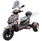 Mojo Magic PST150-9Z Trike 3 Wheel 150cc Scooter