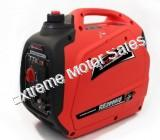 The Red-E-Power RE2000iS Inverter Portable Generator Gas 2000 Watt