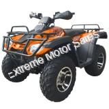Monster 300cc Utility ATV 4 Wheel Drive 4x4 Four Wheeler Quad