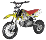 Apollo DBX5 125cc Kids Dirt Bike 4 Speed Manual 14/12 Wheel