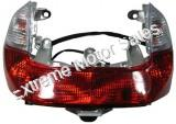 Tank Touring 150cc Scooter Rear Tail Light Assembly