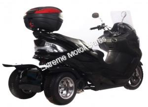 Cyclone 150cc Scooter Trike 3 Wheel PST150C