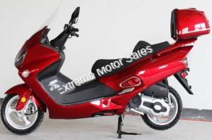 Touring 300cc Scooter Moped Street Legal DF300STG
