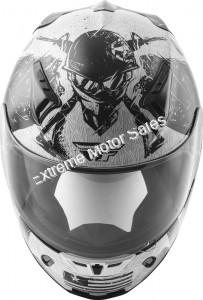 Fly Street Revolt Liberator Full Face Helmet DOT Motorcycle