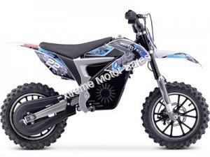 MotoTec Demon 36v Electric Kids Dirt Bike 500w Lithium