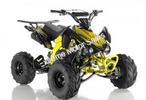 Apollo Panther 125cc Sport ATV Kids Quad 4 Wheeler Mid Size 7 inch Wheel