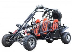 Extreme Motor Sales Inc Adult Go Kart Buggy Extreme Spider 200cc Go Cart Go Kart Off Road Dune Buggy Large 4 Seater