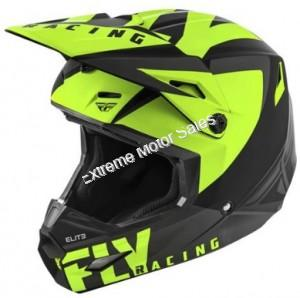 Fly Racing Youth Off Road Helmet Elite Vigilant For Kids