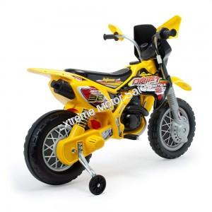 Extreme Injusa Drift ZX 12v Dirt Bike Power Wheels Toy Electric