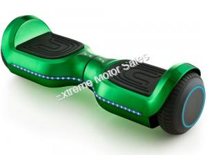"Smart Two Wheel Balance Board Electric Hover Self-Balancing Mini 6.5"" LED"