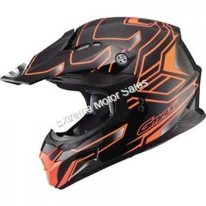 GMAX MX86 Off Road Helmet DOT ECE Adult ATV Dirt Bike