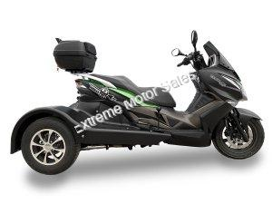 Maximus PST300-20 300cc Scooter Trike 3 Wheel Scooter EFI