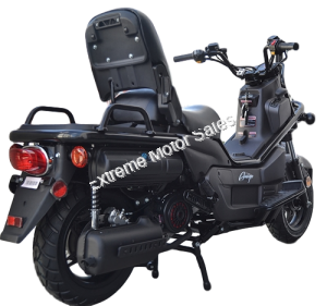 Amigo Rover 150cc Moped Scooter with USB 1 Year Warranty