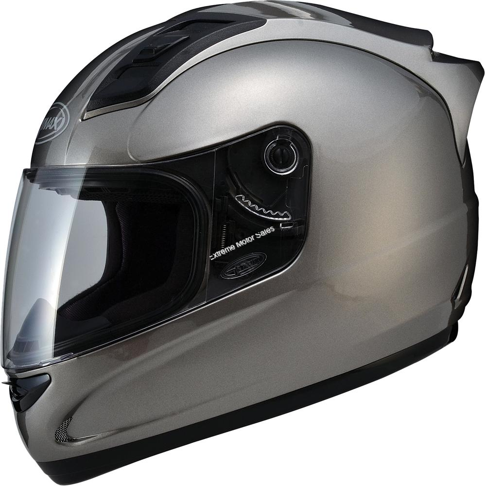 GMAX *GM69 Mayhem* Full Face Street Bike//Motorcycle//Scooter Helmet DOT